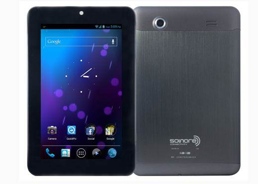 How To Root Sonore Tab709D-3G Android Jelly Bean Using Framaroot 2
