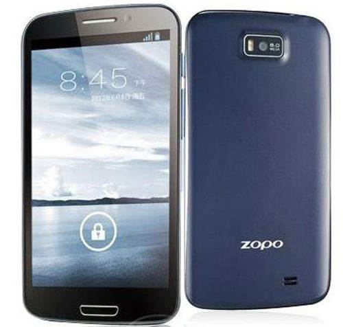 How To Root And Unroot ZOPO ZP910 Without Computer / PC 7