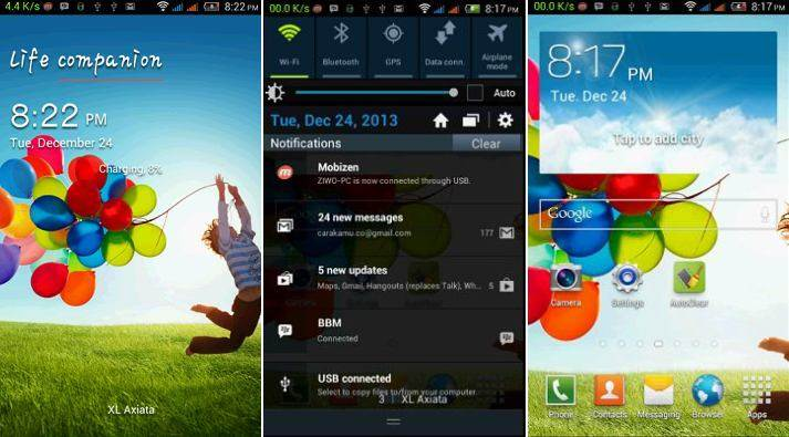 How To Install Custom ROM Galaxy S4 (Touchwiz UI) On Brondy Glory (MT6577) 5
