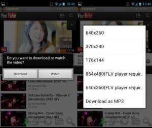How To Download Youtube Videos On Android With Tubemate