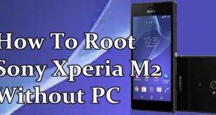 How To Root Sony Xperia M2 Without PC 11