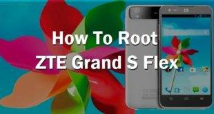 How To Root ZTE Grand S Flex Without Computer 2