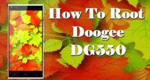 How To Root Doogee DG550 Without Computer 6