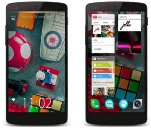 Jolla Phone Launcher Ported To Android