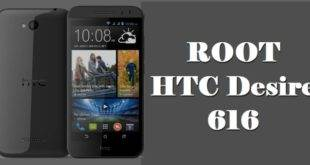Easy Step To Root Your HTC Desire 616 3