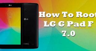 How To Root LG G Pad F 7.0 Without Computer 6