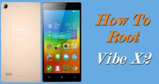 How To Root Vibe X2 Without Computer 6