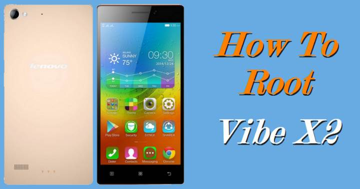 How To Root Vibe X2 Without Computer