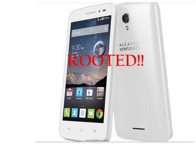 alcatel pop astro root