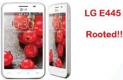 LG E445