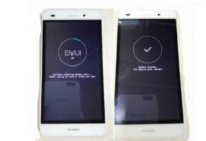 How To Downgrade Huawei P8 Lite ALE-L04 From Lollipop to KitKat