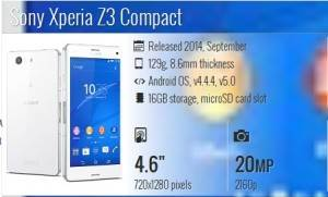 How To Root Xperia Z3 Compact (D5803 and D5833) Android Lollipop 5.1.1 Without PC