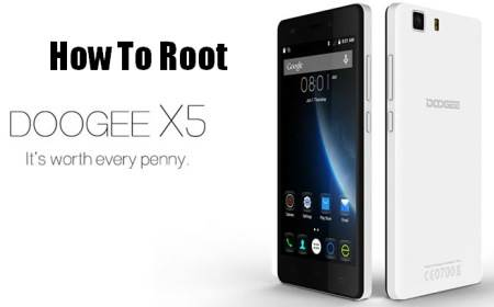 how to root doogee x5