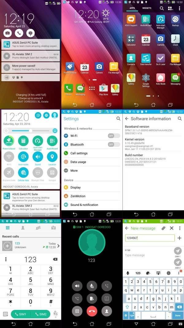 How To Install Zenfone ROM On Lenovo A6000 - JellyDroid