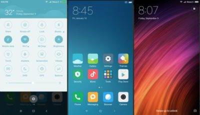 MIUI 8 ROM Marshmallow Global Stable For Nexus 5
