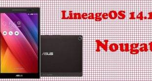 How To Install LineageOS 14 Nougat ROM On ASUS ZenPad 8.0 (Z380KL) 5