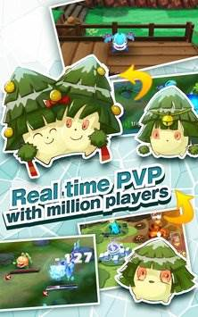 Pocket Arena (Unreleased) Role Playing APK for Android 3