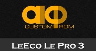 AICP 13 Android 8.1 Oreo ROM For LeEco Le Pro3 1