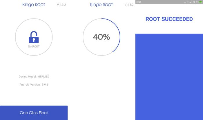 How To Root Android With KingoRoot